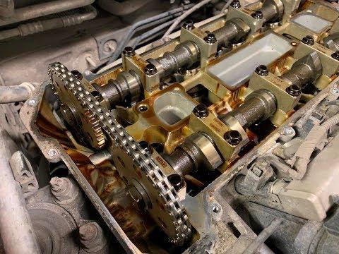 Фото к видео: Ford Focus 2 2.0 АТ/ стоимость обслуживания / клапанная крышка
