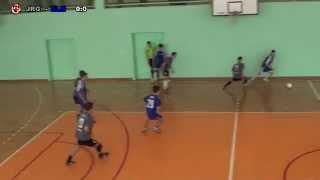 preview picture of video 'JLF 14/15 | 2 Liga | JRG Jędrzejów - Elmar II'