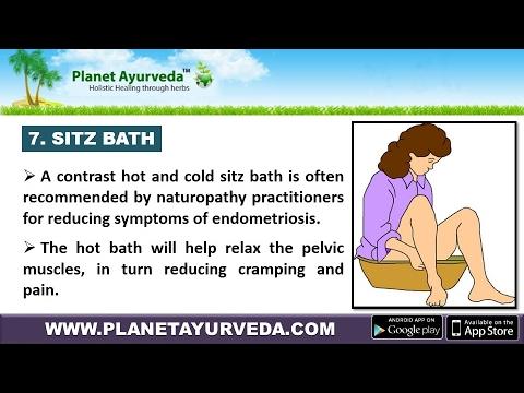 Video Top 10 Home Remedies for Endometriosis   Natural Treatment