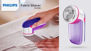 Philips Fabric Shaver REVIEW / Philips GC026/30 Fabric Shaver  / Priya Vlogz #productreview