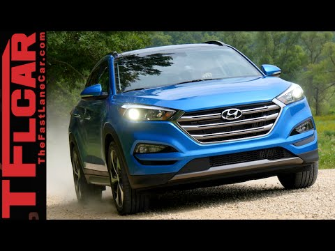 2016 hyundai tucson 1 6 turbo dct 0 100 km h acceleration. Black Bedroom Furniture Sets. Home Design Ideas