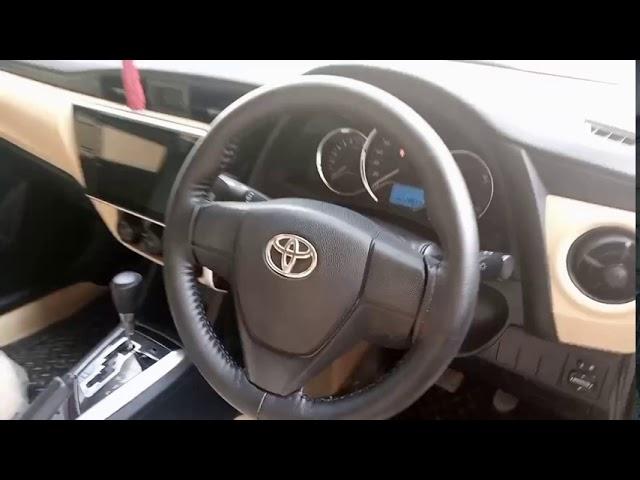 Toyota Corolla GLi Automatic 1.3 VVTi 2019 for Sale in Multan