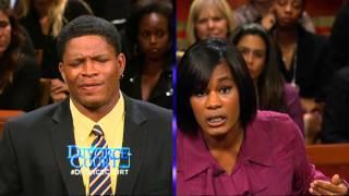 DIVORCE COURT Full Episode: Anderson vs. Washington