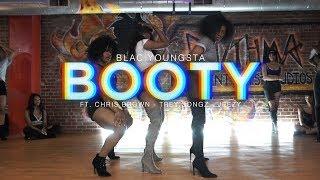 Blac Youngsta Ft. Chris Brown   Booty Remix X She'Meka Ann Choreography