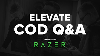 Check out this QA video of the Elevate Call of Duty team after Major League Gaming Dallas