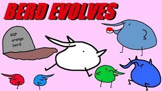 Berd evolves - Patron shorts