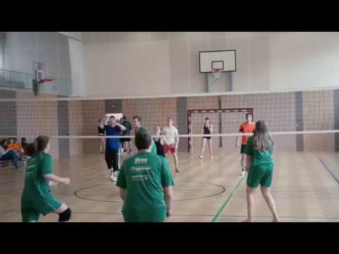 Landesentscheid Volleyball 2019