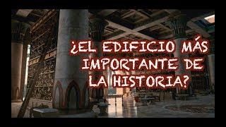 ¿Conoces la  Biblioteca de Alejandría? ¿Qué tal si no hubiese sido destruida?
