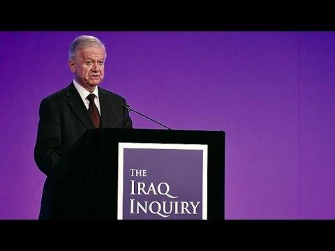 Από τη βρετανική εισβολή στο Ιράκ στην έκθεση Τσίλκοτ