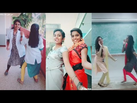 College Girls Cute Dance Tik Tok video Collections!