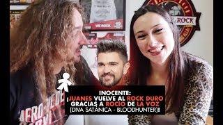 Inocente: Juanes Vuelve Al Rock Duro Gracias A Rocío De La Voz (Diva Satánica)