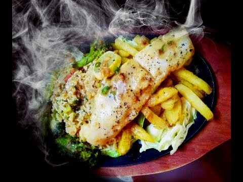 Lemon butter fish sizzler-YouTube