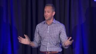 The addict next door | Aaron Lawlor | TEDxVernonAreaLibrary