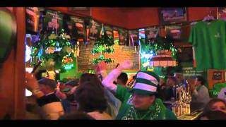 St. Patrick's Day; Here and There