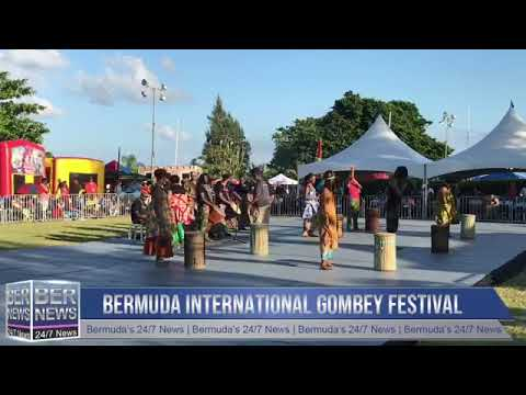 Download Bermuda Gombey Festival Showcase #1, Oct 6 2018 HD Video