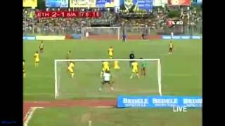 Ethiopia 2-1 South Africa: All Ethiopian Goals
