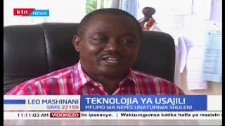 Walimu wa kuu Kaunti ya Makueni waunga mkono mfumo wa NEMIS katika kuwasajili wanafunzi