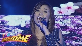 "It's Showtime: Morissette Amon sings ""Di Mapaliwanag"" on It's Showtime"