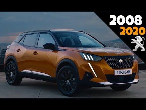 Novo Peugeot 2008 2020 em nova geração e com versão elétrica | Top Carros
