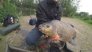 Рыбалка с берега на закидушку
