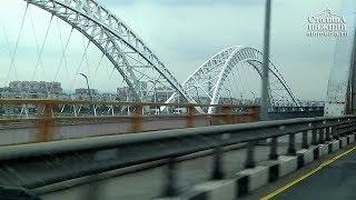 Новый Борский мост открыли в Нижнем Новгороде