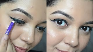 HOW TO APPLY EYELINER USING KOHL PENCIL | Beginners Guide