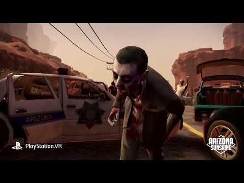 Видео № 0 из игры Arizona Sunshine [PSVR]