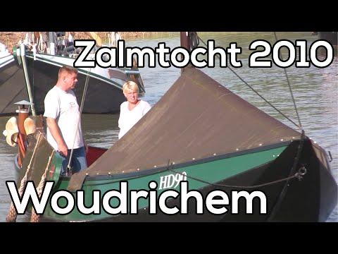 Zalmtocht 2010 Start Woudrichem