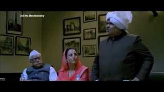 Shri Harphool Singh (Satish Kaushik) -  Jai Ho Democracy