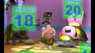 La voy a esperar - Serie de animación La Tortuga Taruga)