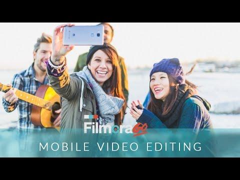 FilmoraGo - Free Video Editor βίντεο