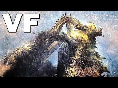 GODZILLA 2 Bande Annonce VF Finale (2019) NOUVELLE