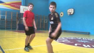 Тренировка по футболу 08.02.2014