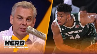Colin decides if Lakers, Bucks & other NBA teams are trending up, down or sideways | THE HERD