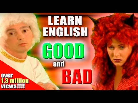 Learn English with Mr. Duncan - Lesson 5 (Good/Bad)