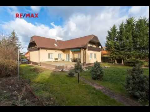 Video Prodej domu v osobním vlastnictví 323 m², Jesenice