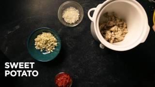 Cigna Healthy Recipe   Crock Pot Sweet Potato Chipotle Chili