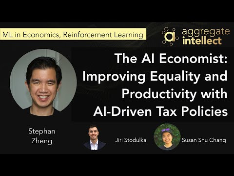 Improving Equality and Productivity with AI-Driven Tax Policies