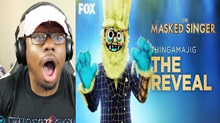 Masked Singer Thingamajig All Performances & Reveal | Season 2