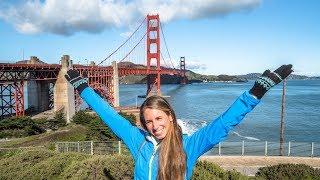 USA Anreise • In 26 Stunden nach San Francisco auf Weltreise | VLOG 418