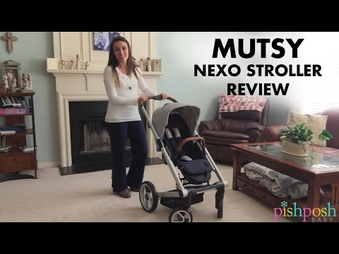 Mutsy iGo Stroller Review