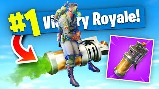 *NEW* STINK BOMB RIDING In Fortnite Battle Royale