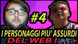 I PERSONAGGI PIU' ASSURDI DEL WEB! #4 | Awed™