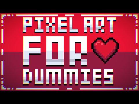 How To Pixel Art In 10 Minutes | Pixel Art Tutorial