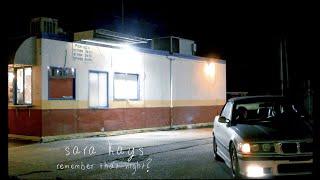Kadr z teledysku Remember That Night? tekst piosenki Sara Kays