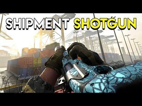 Shotguns on Shipment are Amazing! - Modern Warfare