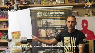 Ammunition Sales in California