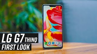 LG G7 ThinQ First Look: A Notch Above