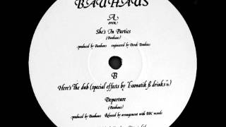 "Bauhaus ""She's in Parties"" extended 12"""