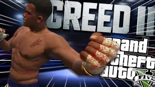 THE NEW CREED 2 MOVIE MOD (GTA 5 PC Mods Gameplay)